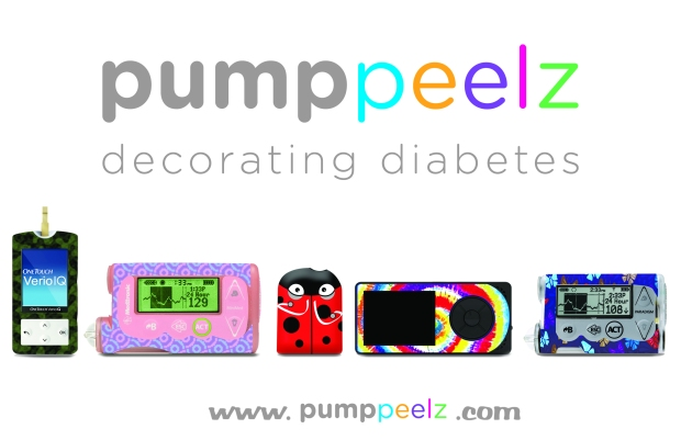 New Logo and Postcards Going Out for Pump Peelz